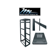 Picture of Middle Atlantic WMRK-2442 - 24U x 42 inch Deep Multi-Vendor Server Enclosure