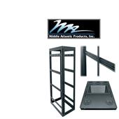 Picture of Middle Atlantic WMRK-4542 - 45U x 42 inch Deep Multi-Vendor Server Enclosure
