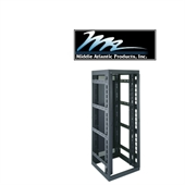 Picture of Middle Atlantic DRK-19-44-31PRO - 44U x 31 inch Deep Cable Management Enclosure