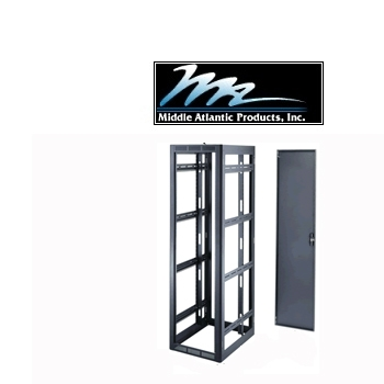 Picture of Middle Atlantic WRK-37-27 - 37U x 27.5 inch Deep Gangable Enclosure
