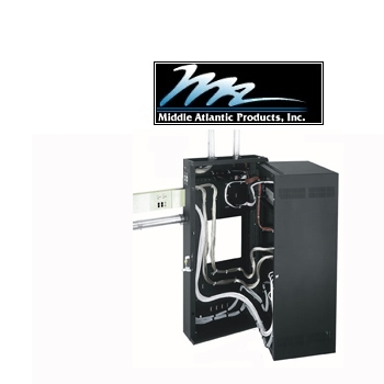 Picture of Middle Atlantic DWR-12-17 - 12U x 17 inch Deep Sectional Wall Mount Rack
