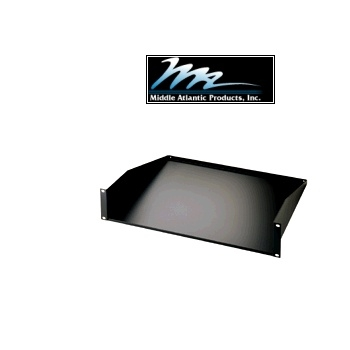 Picture of 2U Solid Rack Shelf for 19 inch Rackmount Enclosures