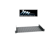 Picture of 1U Vented Rack Shelf for 19 inch Rackmount Enclosures