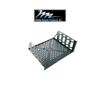Picture of Vented 4U Rack Shelf - 2-Point Flush Mount Style