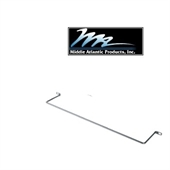 Picture of Middle Atlantic LBP-4R90 10-Pack of Cable Lacer Bars