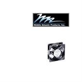 """Picture of Middle Atlantic FAN 95 CFM 4 1/2"""" Fan"""