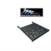 Picture of 1U Rack Mount Server Fan Tray w/ 3 x 105 cfm Fans