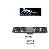 Picture of Middle Atlantic UQFP-2 Ultra Quiet Fan Panel