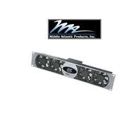 Picture of Middle Atlantic UQFP-4DRC Designer Inspired Ultra Quiet Fan Panel