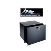 Picture of Middle Atlantic TD8-FLK 8U Heavy Duty Storage Drawer w/ Keylock