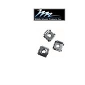 Picture of 50 Pack 10-32 Rackmounting Cage Nuts